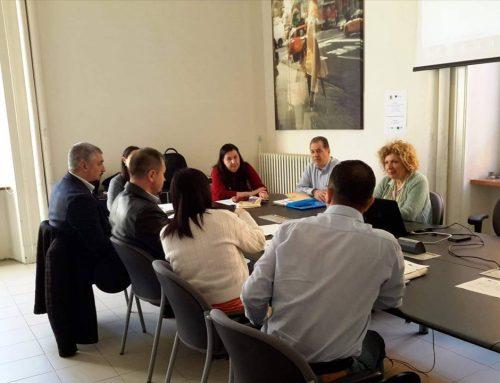 ERASMUS+ STRAPAC: i partner del progetto si incontrano a Parma ospiti del GAL del Ducato