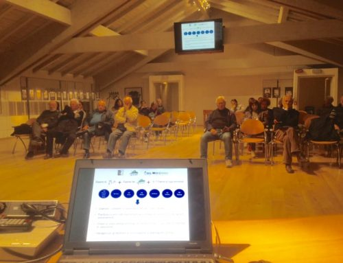 Incontro con UNPLI  in Rocca San Vitale a Sala Baganza