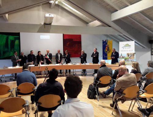 """Convegno """"Il marketing esperienziale del vino"""" – 18 maggio 2019, Rocca Sanvitale, Sala Baganza (PR)"""