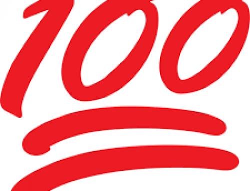 Completato il progetto n°100!!!