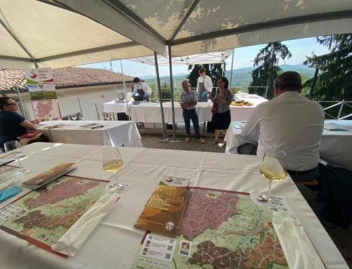 Valtidone Wine Fest: presentato il progetto di valorizzazione degli itinerari enogastronomici dell'Appennino a Ziano.