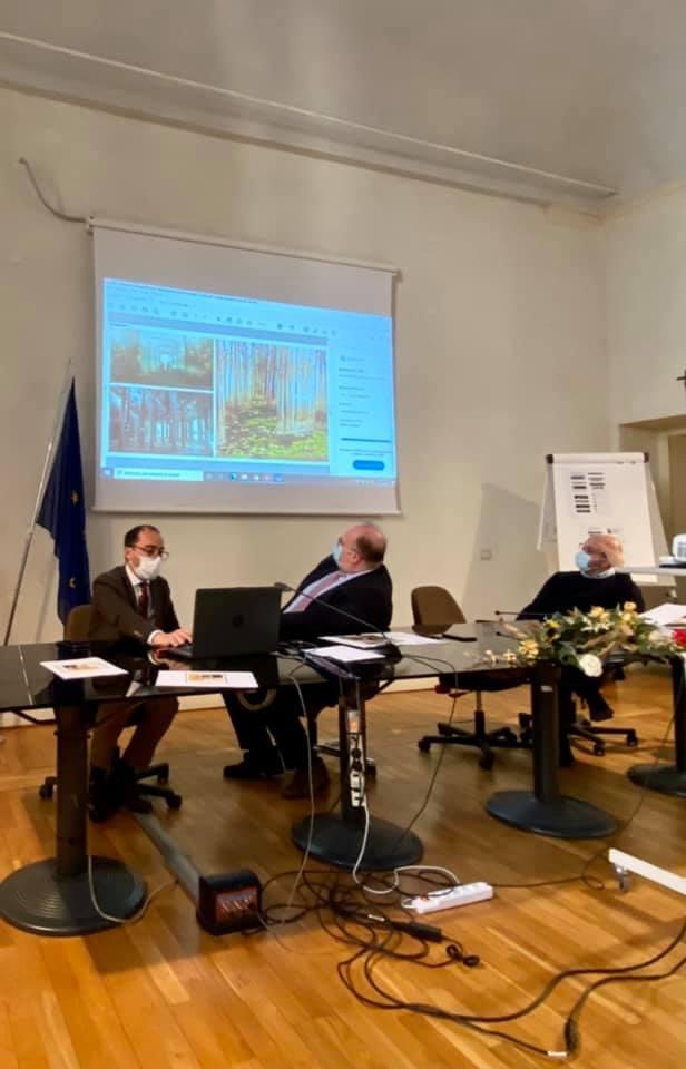 Museo del Fungo – Conferenza stampa a conclusione della prima fase del progetto
